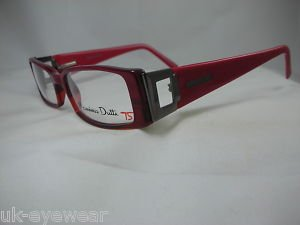 Designer Eyeglass Frames Maryland : Red Massimo Dutti Designer Glasses Frames Spectacles Md ...