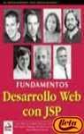 img - for Desarrollo Web Con Jsp (Spanish Edition) book / textbook / text book