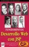 img - for Desarrollo Web Con Jsp (Spanish Edition) book / textbook / text book