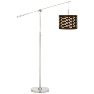 Hi Fi Giclee Boom Arm Floor Lamp