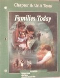 Families Today [Paperback] by Contributing writer Gwen Bagaas