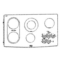 Whirlpool Part Number W10141000: COOKTOP