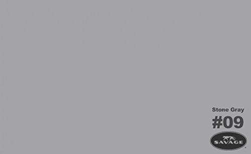Azuri Combo Offer Savage Stone Gray & Studio Gray Seamless Photography Backdrops Paper