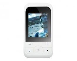 Impecca MP1827 2GB Digital Media Player with 1.8-Inch Color LCD Display (White)