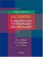 Saunders Comprehensive Veterinary Dictionary