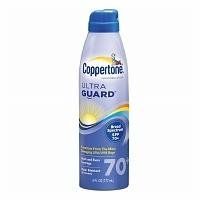 Coppertone ultraGUARD Sunscreen