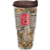 Tervis Tumbler North Carolina State Wolfpack Realtree Camo 24oz Wrap with Lid (Tervis Tumbler Lids Pack compare prices)