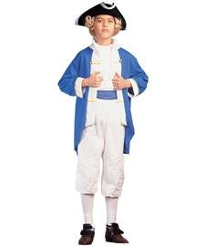 [Colonial Captain (Red;Child Small)] (British Colonial Soldier Costume)