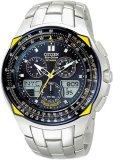 Citizen Eco-Drive Men's Skyhawk Chronograph Watch #JR3080-51L