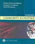 img - for Canadian Community as Partner book / textbook / text book