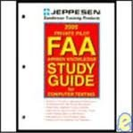 Private Pilot FAA Airmen Knowledge Study Guide for Computer Testing : 1999 (JS312400)