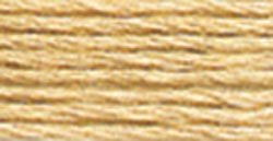 DMC Pearl Cotton Skeins Size 5 27.3 Yards Very Light Tan 115 5-738; 12 Items/Order