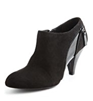M&S Collection Side Zipped Boots with Insolia®