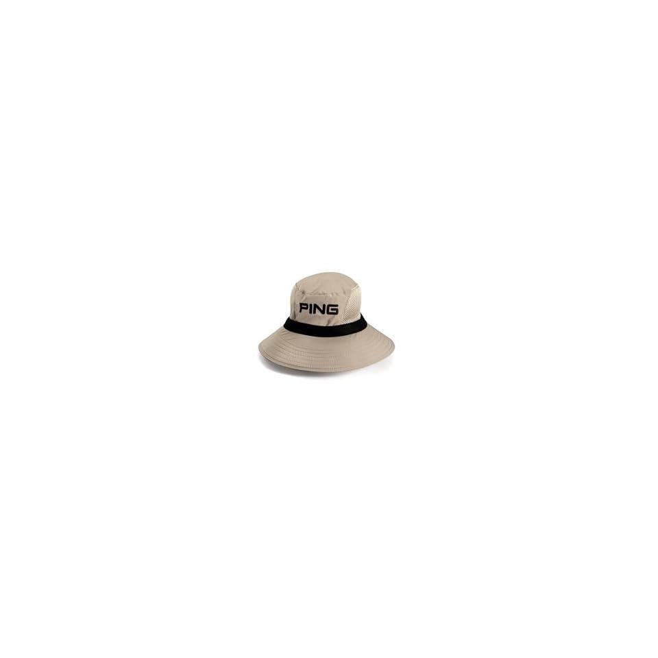 PING Boonie Hat Khaki Small Medium on PopScreen acafc1add63