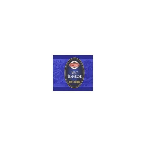 Amazon.com: HY TOP UNSEASONED MEAT TENDERIZER 7.75 oz (Case of 12