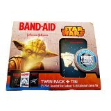 Star Wars Limited Edition Tin Twin Pack of Band Aids