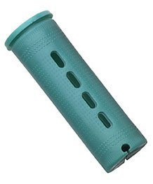 Jumbo Concave Perm Rods * Green * 1-1/8