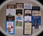 img - for Uncle Eric's Model - Deluxe Package of 14 books Bluestocking Press book / textbook / text book