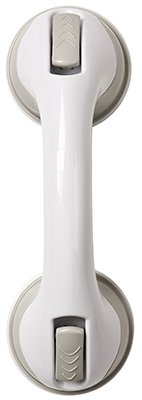 MOMS40524 - Safe-er-Grip Suction Grab Bar, 11-1/2, White - 1