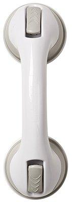 MOMS40524 - Safe-er-Grip Suction Grab Bar, 11-1/2, White - 1