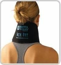 Battlecreek Equipment (a) Ice It! Coldcomfort System Neck / Jaw / Sinus 4Ã'Â¡ X 10 by Complete Medical Supplies