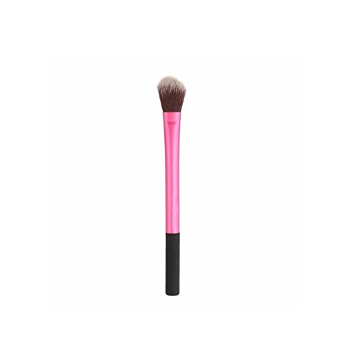 U-beauty(TM) Professional High quality Soft Makeup Brush Tools Smooth Portable Wool Cosmetic Setting Brush Eyebrow Horse Hair Metal Make Up +Free U-beauty Face Puff (U Smooth Hair Brush compare prices)