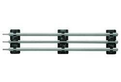 Lionel 12840 O27 Insulated Straight Track - 10 Inch - 1