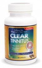 Clear Tinnitus 60 Capsules