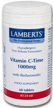 Lamberts Vitamin C Time Release - 180 Tabs