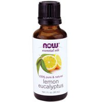 Now Foods Lemon Eucalyptus Oil - 1 oz. 6 Pack