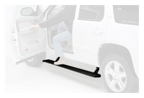 75124-01 AMP Research Black Power Step Running Board