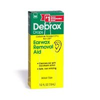 Glaxo Smithkline Consumer. Debrox Earwax Removal Aid Kit With Washer And Drops - 0.5 Oz