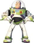 Buzz Lightyear Giant Gliding Balloon