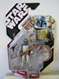 Star Wars 30th Anniversary Animated Debut BOBA FETT Action Figure with Coin #24