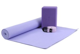 Yoga Set 2 - flieder