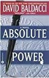 Absolute Power (0446603589) by David Baldacci