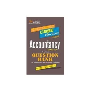 CBSE Exam Ready Series: Accountancy Question Bank for Class 12th