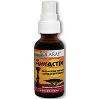Solaray - ZumActin Umckaloabo Peppermint Peppermint - 1oz Spy