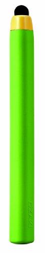 OZAKI スタイラスペン交換用チップ2個付属(スマートフォン各種/iPhone/iPad/Nexus/Galaxyなどに対応)O!tool Stylus-R w/refills for iPad/iPhone/iPod touch Green グリーン OT210GN
