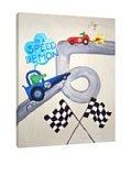 "Cici Art Factory I'm a Speed Demon, Canvas 20"" x 16"""