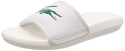 [ラコステ] Shoes [公式] メンズ Croco Slide 119 3 ホワイト Eu 39h(25 Cm)