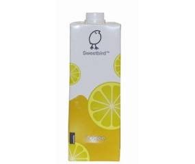 SWEETBIRD Smoothie Syrup Lemon (8 x 1Litre)