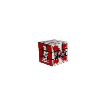 NCAA Nebraska Cornhuskers Toy Puzzle Cube - 1