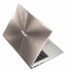 ASUS Zenbook UX303UA 33,7cm (13,3 Zoll mattes HD Display) Ultrabook Notebook (Intel Core i5 6200U Dual Core 2x 2,8 GHz, riesige 12GB RAM, ultraschnelle 500GB SSD, Intel HD Grafik, HD Webcam, HDMI, Mini Displayport, USB 3.0, WLAN, Bluetooth, Windows 7 Professional 64 Bit)