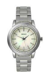 DKNY 3-Hand with Glitz Women's watch #NY8673