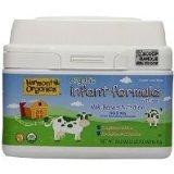 Vermont OrganicsTM Milk Based Organic Formula 36oz (2.25 Lb) Baby Infant Powder Formula With Iron DHA & ARA