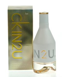 Calvin Klein Ck In2u Women Eau De Toilette Spray 100ml Perfume Scent For Ladies