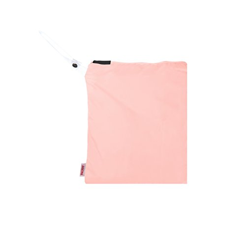 NUBY Washable Wet Bag, Melon - 1