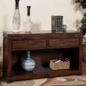 Sunny Designs Santa Fe Sofa Console Table