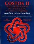img - for Costos 2: Predeterminados, De Operacion, Y Costo Variable book / textbook / text book